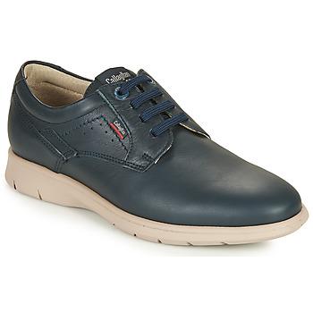 Topánky Muži Derbie CallagHan ASTON Modrá