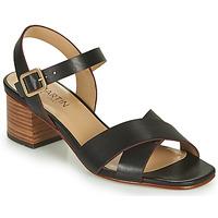 Topánky Dievčatá Sandále JB Martin OXIA Čierna