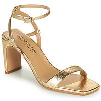 Topánky Ženy Sandále JB Martin 1DITA Zlatá