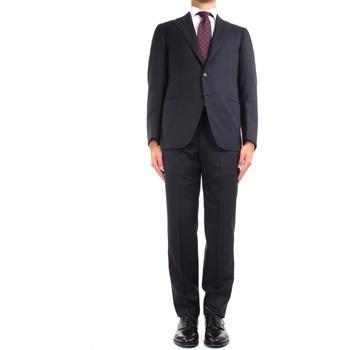 Oblečenie Muži Obleky Cesare Attolini AUS30PUZ3APWA02 Blue