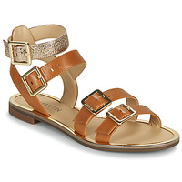 Topánky Ženy Sandále JB Martin 1GAPI Hnedá
