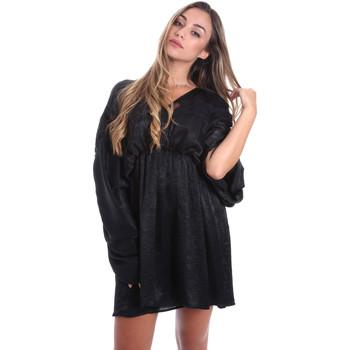 Oblečenie Ženy Krátke šaty Fracomina FR20SMBARBARA čierna