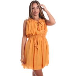 Oblečenie Ženy Krátke šaty Fracomina FR20SMANA žltá