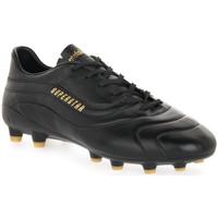 Topánky Muži Futbalové kopačky Pantofola d'Oro SUPERSTAR LC CANGURO NERO PU Nero