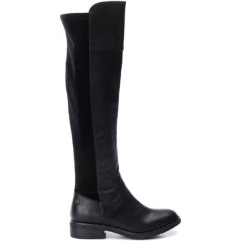 Topánky Ženy Čižmy do mesta Xti 48480 NEGRO Negro
