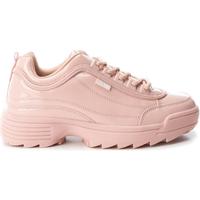 Topánky Ženy Nízke tenisky Xti 48657 NUDE Rosa