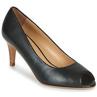 Topánky Dievčatá Sandále JB Martin PARMINA Čierna