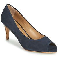 Topánky Dievčatá Sandále JB Martin PARMINA Námornícka modrá