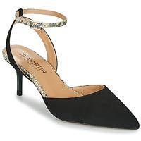 Topánky Ženy Sandále JB Martin TWISTO Čierna / Biela