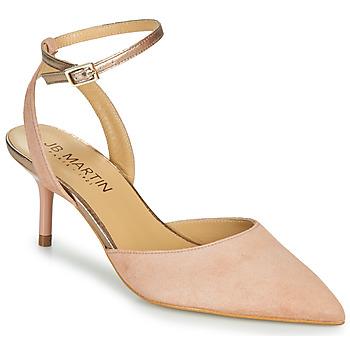 Topánky Dievčatá Sandále JB Martin TWISTO Hnedá