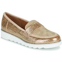Topánky Ženy Mokasíny Sweet BETOUN Zlatá