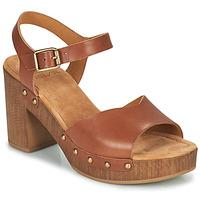 Topánky Ženy Sandále Unisa TACO Ťavia hnedá