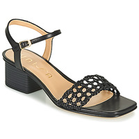 Topánky Ženy Sandále Unisa KEMPIS Čierna