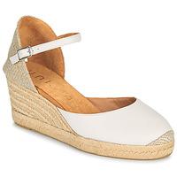 Topánky Ženy Sandále Unisa CACERES Biela