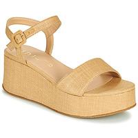 Topánky Ženy Sandále Unisa LAIKI Béžová