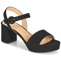 Topánky Ženy Sandále Unisa NENES Čierna
