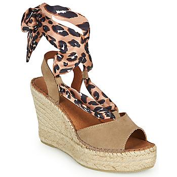 Topánky Ženy Sandále Fericelli SERRAJE Hnedá