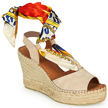 Topánky Ženy Sandále Fericelli SERRAJE Béžová