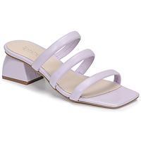 Topánky Ženy Šľapky Fericelli TIBET Fialová