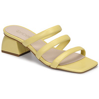 Topánky Ženy Šľapky Fericelli TIBET Žltá