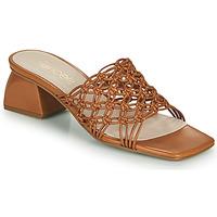 Topánky Ženy Šľapky Fericelli TELIA Ťavia hnedá