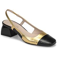 Topánky Ženy Lodičky Fericelli TOUBET Zlatá / Čierna