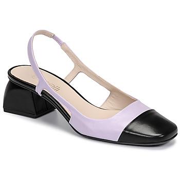 Topánky Ženy Lodičky Fericelli TOUBET Fialová  / Čierna