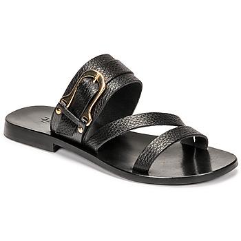 Topánky Ženy Sandále Fericelli STAMP Čierna