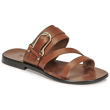 Topánky Ženy Sandále Fericelli STAMP Ťavia hnedá