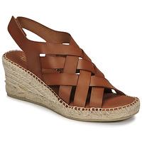 Topánky Ženy Sandále Fericelli ODALUMY Ťavia hnedá