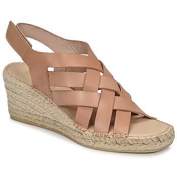 Topánky Ženy Sandále Fericelli ODALUMY Svetlá telová