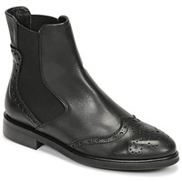 Topánky Ženy Polokozačky Fericelli CRISTAL Čierna