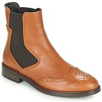 Topánky Ženy Polokozačky Fericelli CRISTAL Ťavia hnedá