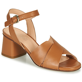 Topánky Ženy Sandále Fericelli ONAPA Ťavia hnedá