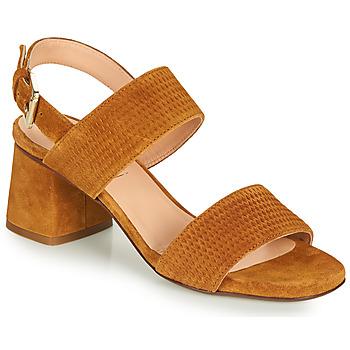 Topánky Ženy Sandále Fericelli MARRAK Ťavia hnedá