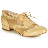 Topánky Ženy Richelieu Fericelli ABIAJE Žltá