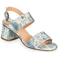 Topánky Ženy Sandále Fericelli MARRAK Modrá