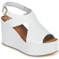Topánky Ženy Sandále Sweet Lemon IJOX Biela