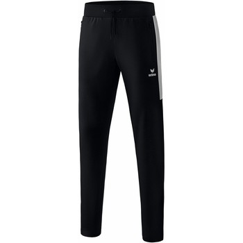 Oblečenie Muži Tepláky a vrchné oblečenie Erima Pantalon  Worker Squad noir/blanc