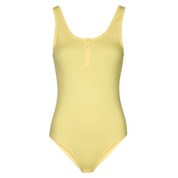 Spodná bielizeň Ženy Body Levi's LEMON MERINGUE Žltá