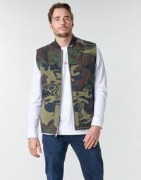 Oblečenie Muži Bundy  Levi's BIXBITE DEMITASSE Kaki