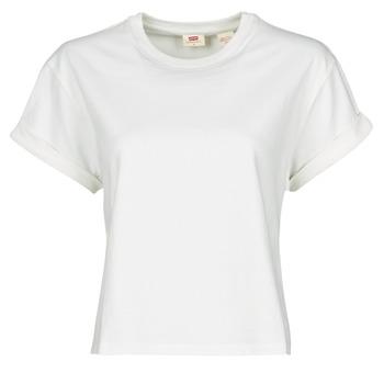 Oblečenie Ženy Blúzky Levi's TOFU Béžová