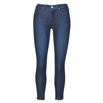 Oblečenie Ženy Rifle Skinny  Lee SCARLETT WHEATON Modrá