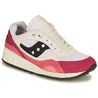 Topánky Ženy Nízke tenisky Saucony SHADOW 6000 Biela / Ružová