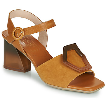 Topánky Ženy Sandále Hispanitas SANDY Hnedá