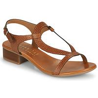 Topánky Ženy Sandále Hispanitas LOLA Hnedá