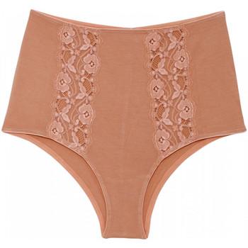 Spodná bielizeň Ženy Klasické nohavičky Underprotection BB1010 MIA HIPSTER TAN Béžová