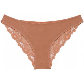Spodná bielizeň Ženy Klasické nohavičky Underprotection BB1005 MIA BRIEF TAN Béžová