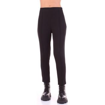 Oblečenie Ženy Oblekové nohavice Sandro Ferrone C18-DONATO Nero