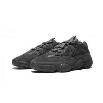 Topánky Nízke tenisky adidas Originals Yeezy Boost 500 Utility Black Utility Black / Utility Black
